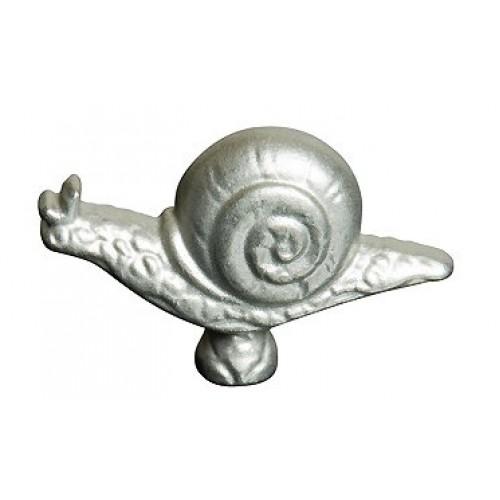 Staub Csiga formájú fogantyú ezüst, matt 18-41 cm átmérőjű edényekhez