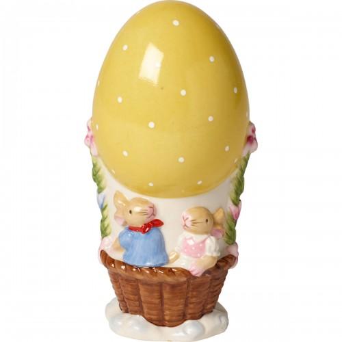 Bunny Family Tojás hőlégballon