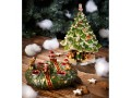 Christmas Toys Memories karácsonyfa mécsestartó gyerekekkel  30cm